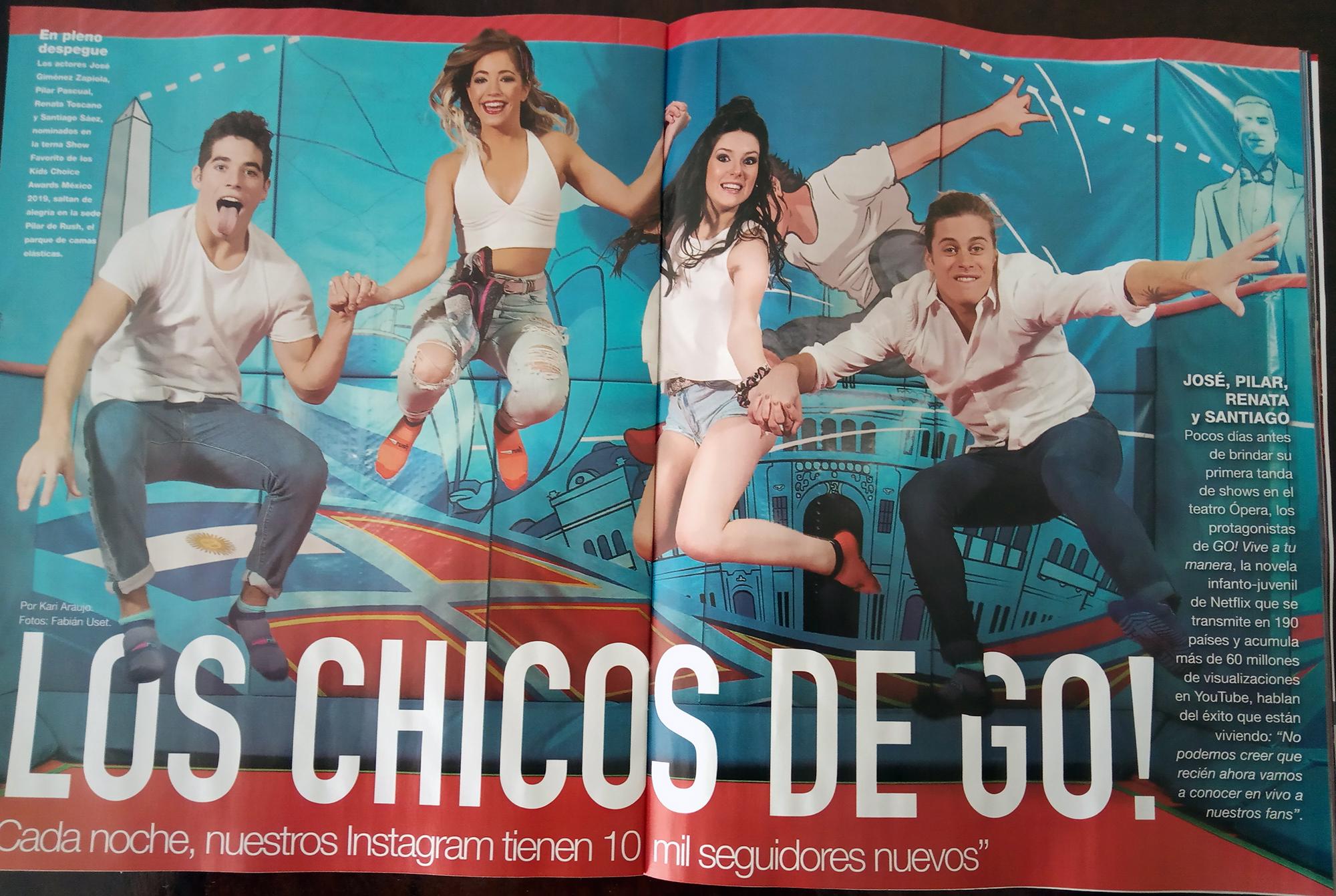 16-7-19 Revista Gente-Go 2