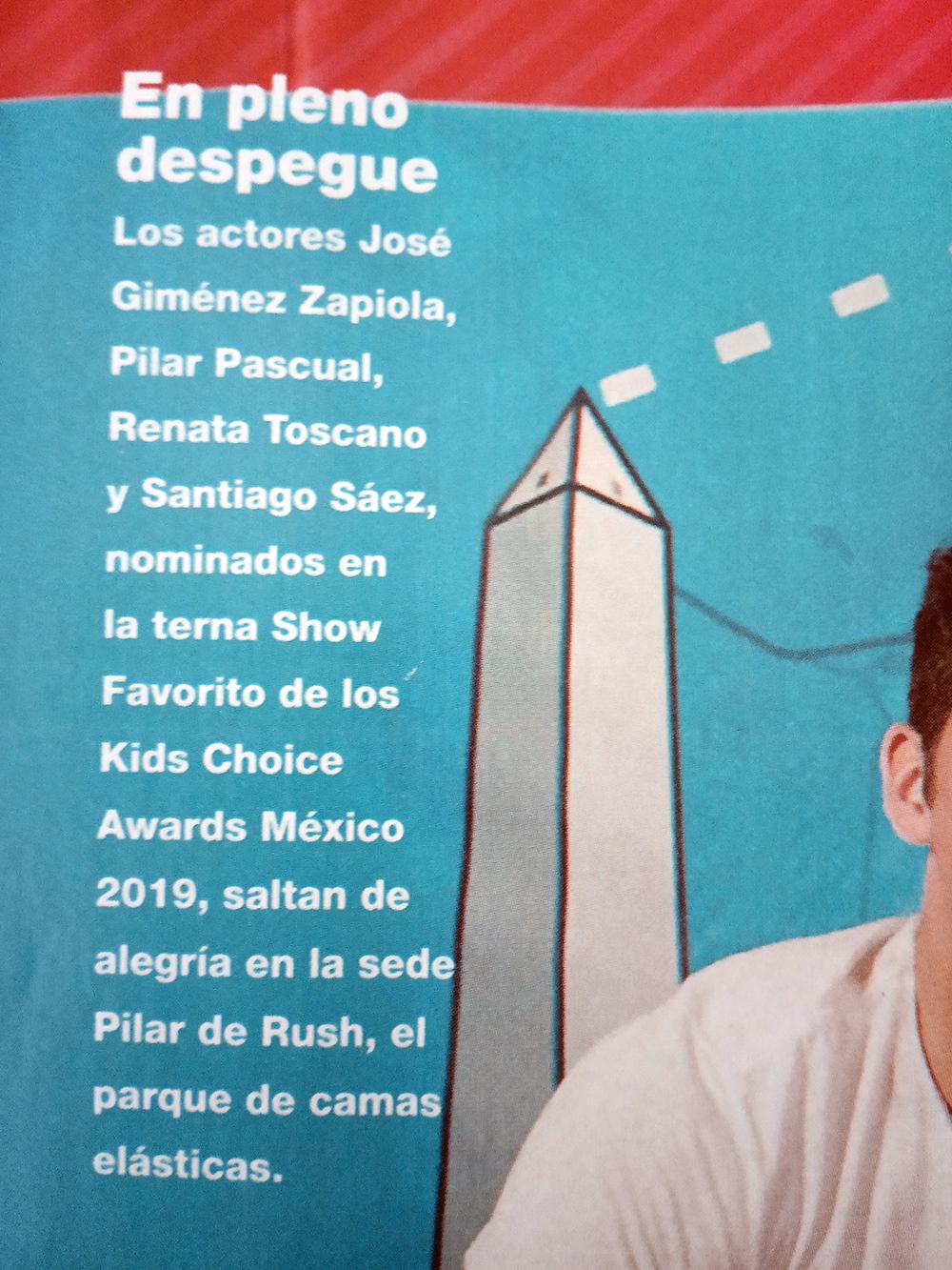 16-7-19 Revista Gente-Go